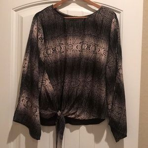Blouse for events or date night